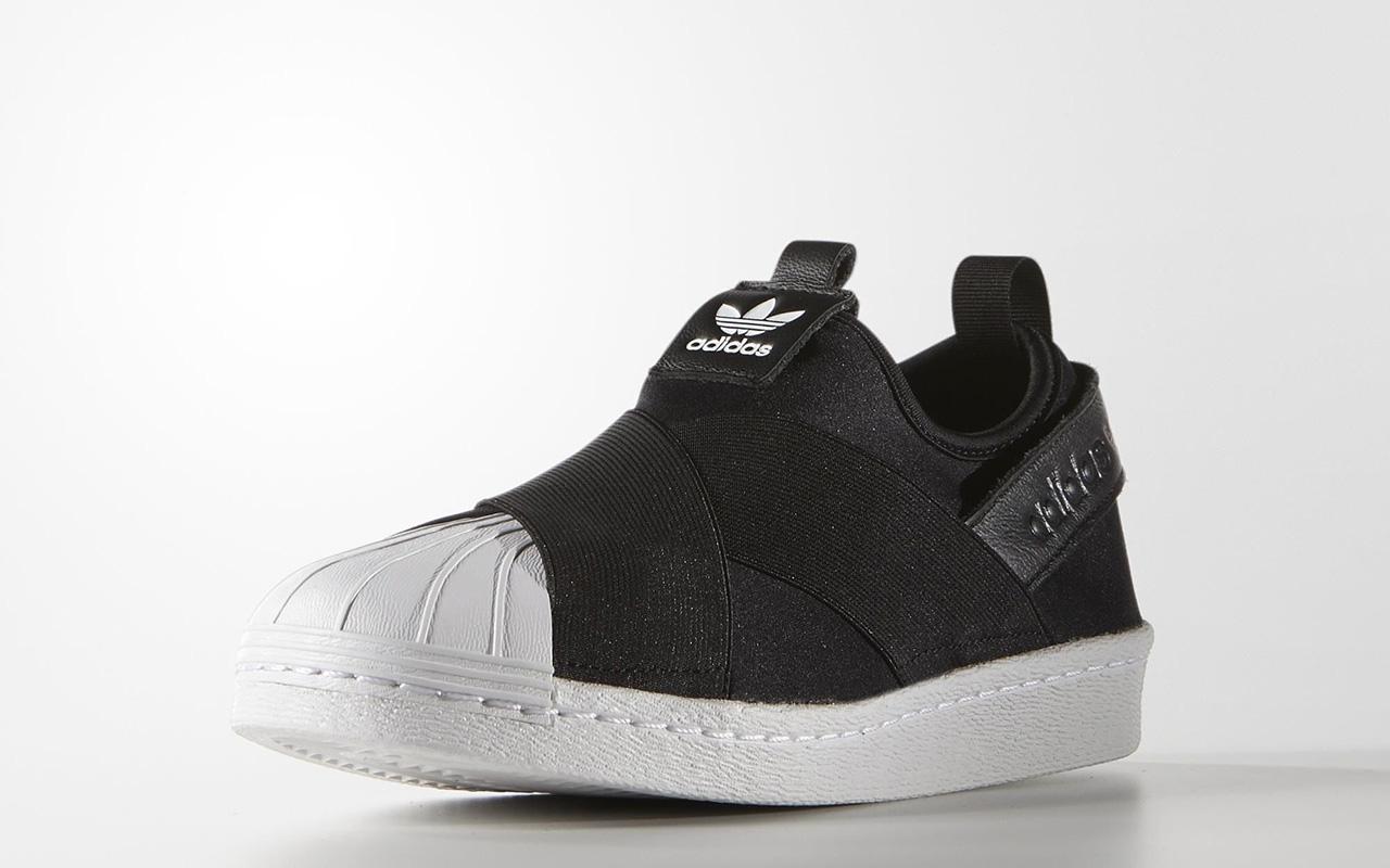 adidas superstar slip on elityst. Black Bedroom Furniture Sets. Home Design Ideas