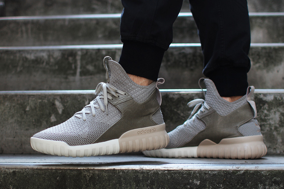 Low cost Adidas Men Tubular X PK Primeknit Running Shoes